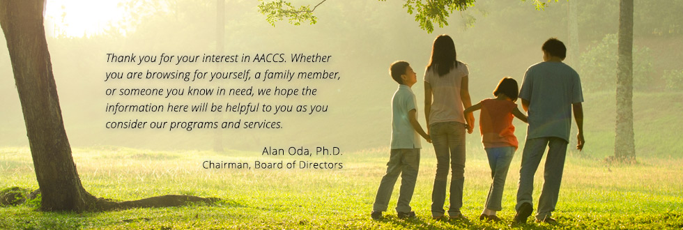 Asian American Christian Counseling Service